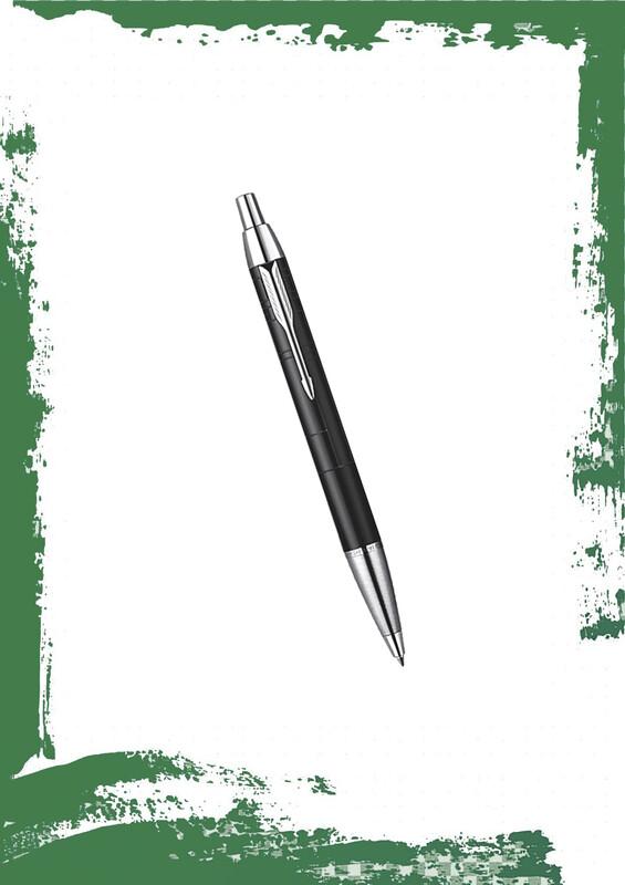 أسود CT قلم باركر جاف بريميوم 900