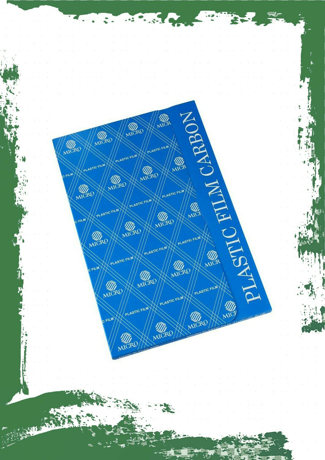 carboon paper blue /100 sheets