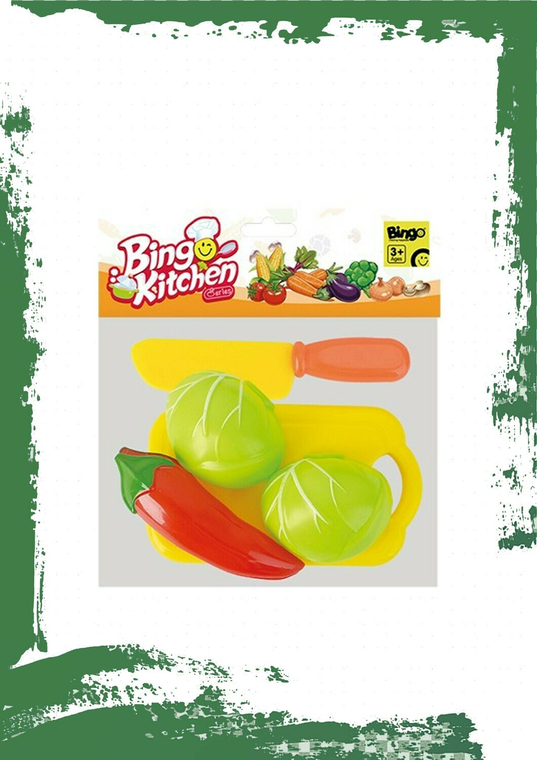 cut vegetable and fruit toy set