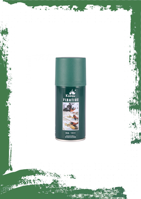 charcoal fixative spray مثبت رسومات فحم او باستيل