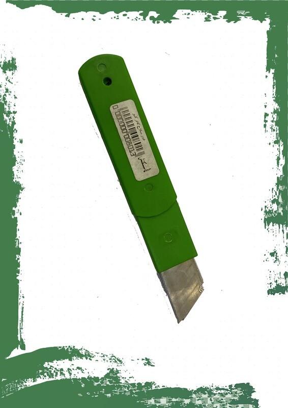 cutter wide blade 10 pcs - سلاح كاتر عريض