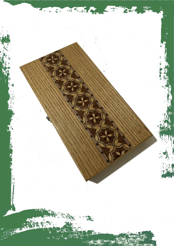 طاولة خشب زان مقاس 49*26