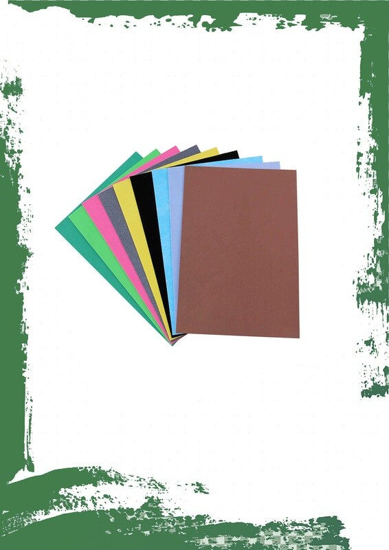 Foam sheet A4 size -  فوم مقاس A4