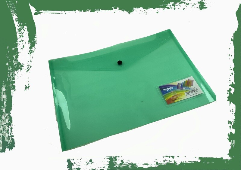 Plastic envelope A4  - فايل كبسونة A4