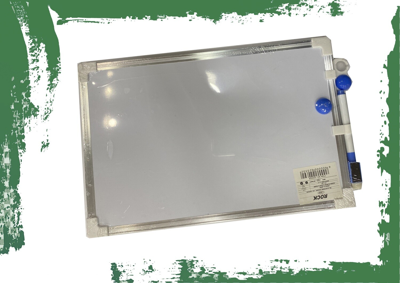 medium whiteboard 2 faces 20cm*30cm - سبوره أطفال معدن