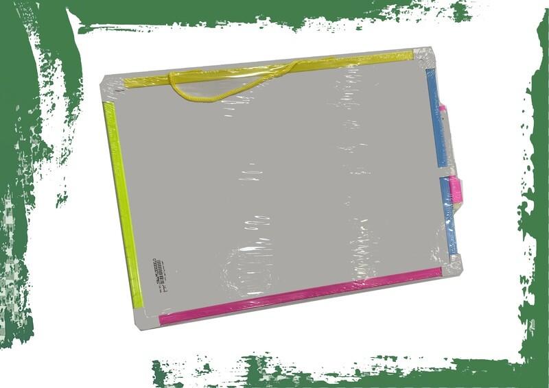 medium whiteboard 2 faces 25cm*35cm