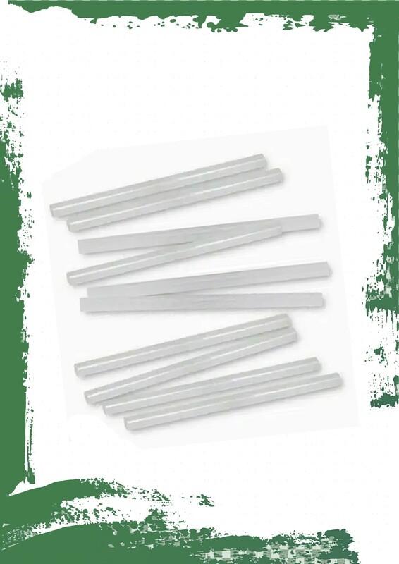 Sealing wax sticks  - شمع مسدس تخين (10 قطع)ز