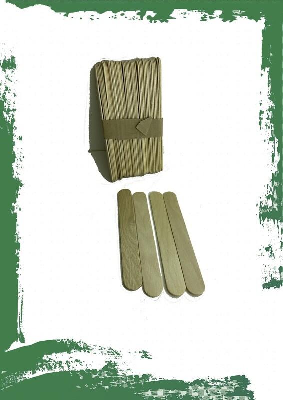 Crafts sticks - خافض لسان للكرافت (باكو /50)ز