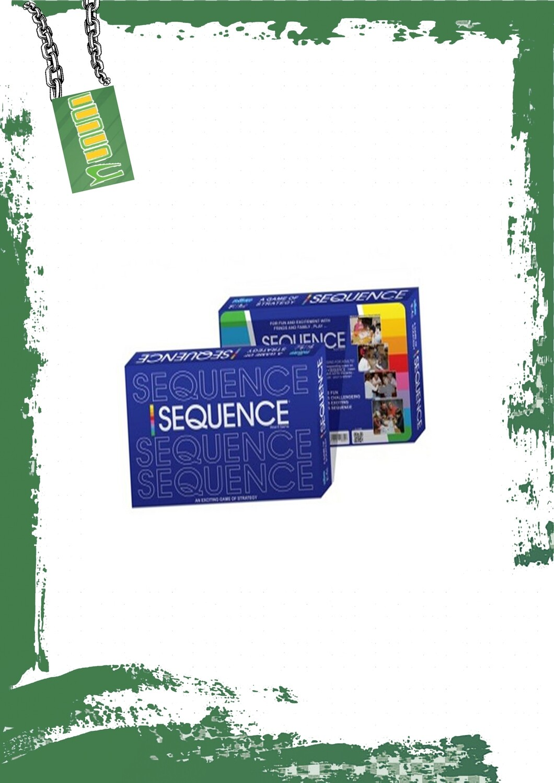 Sequence Game - لعبة سيكونس