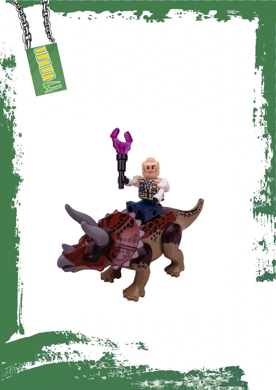 Bingo Block Dino World - مكعبات بينجو ديناصور