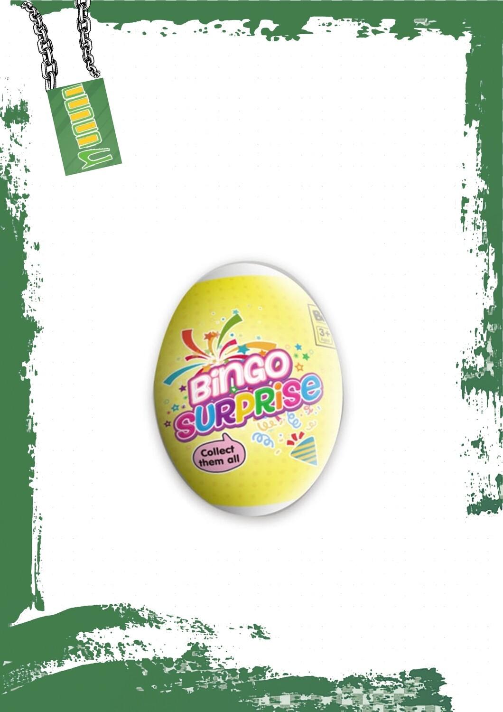 Bingo Surprise - بيضه بينجو سربرايز