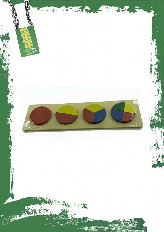 Educational geometrical shapes - أشكال هندسية خشبيه