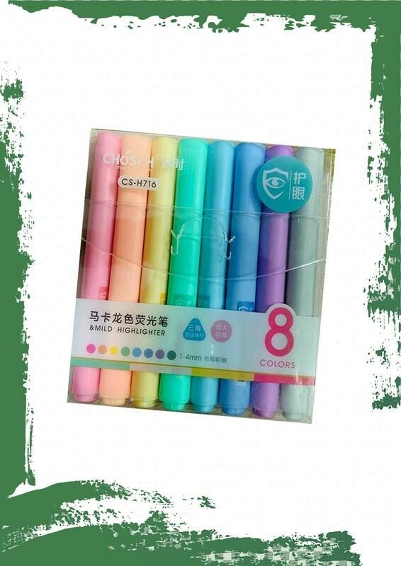 CHoSCH Highlighter 8 colors set