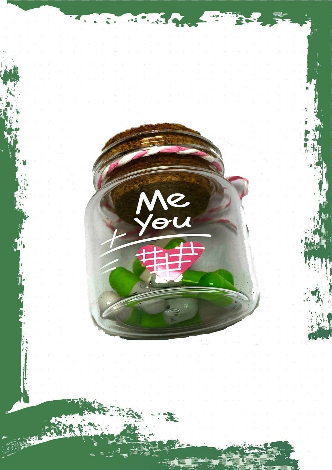 Wishes in Capsules - Love Jar