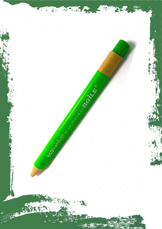 Orange 0.7 mechanical pencil