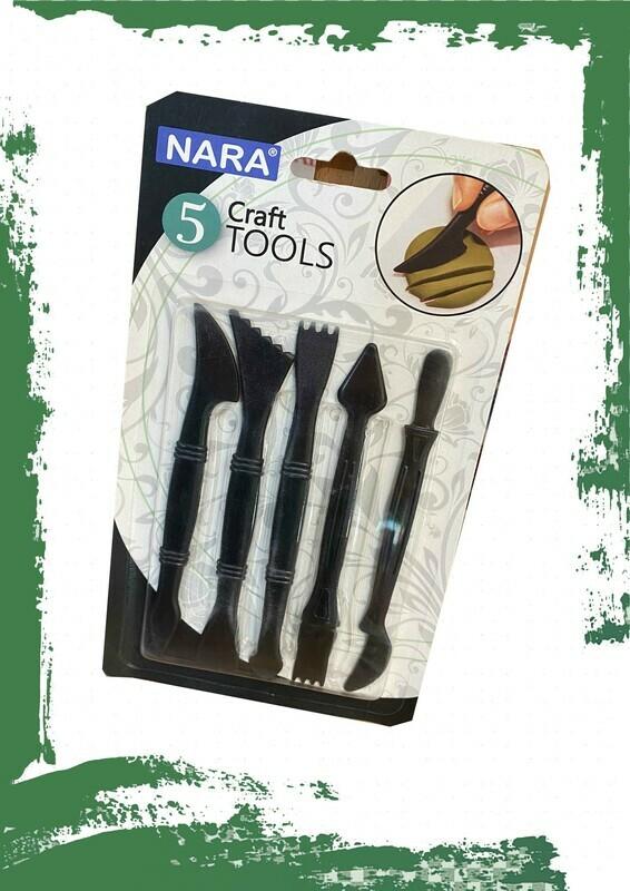 ادوات تشكيل صلصال