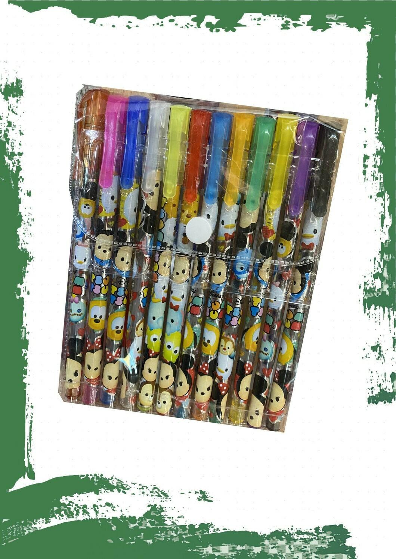 طقم أقلام جيل سن رفيع