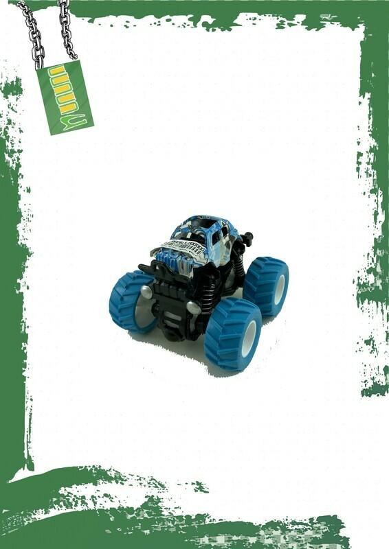 Twister small car - لعبة سيارة تويستر تعمل بالضغط