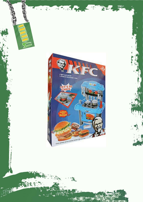 KFC Kitchen set - طقم مطبخ كنتاكي
