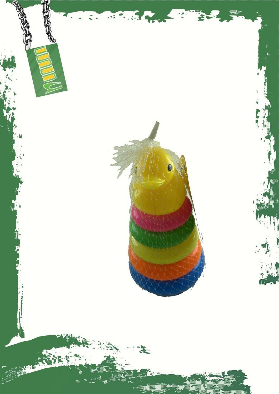 Educational ring duck - لعبه بطه تعليمية حلقات