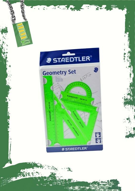 Geometry set -طقم ادوات هندسيه 20 سم