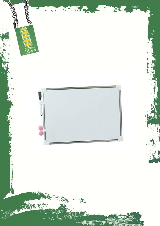 Whiteboard size 30*40 metal edges - سبوره مقاس 30*40 اطراف معدن