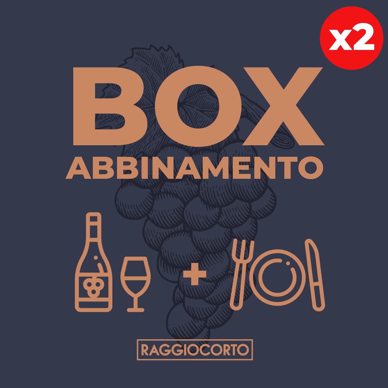 BOX Abbinamento X2
