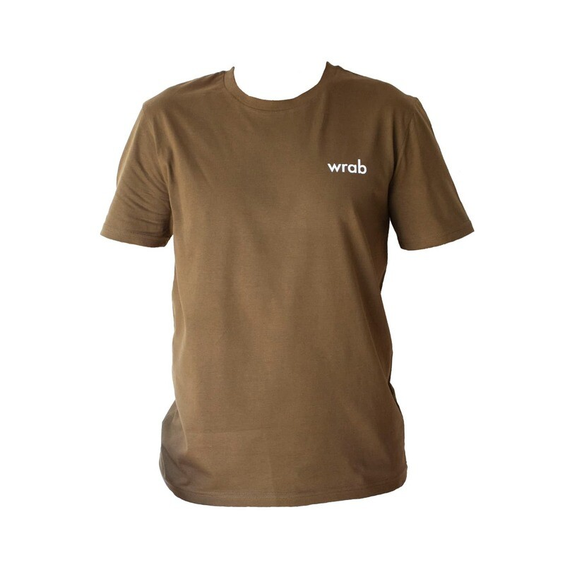 Moss Green Organic T-shirt Men
