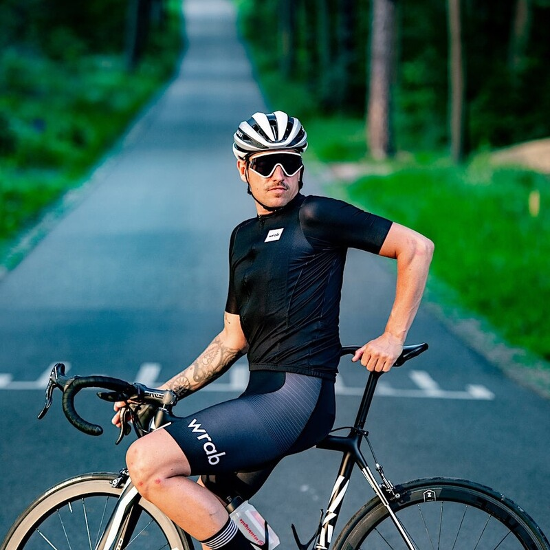 The Essential Bib Shorts Men