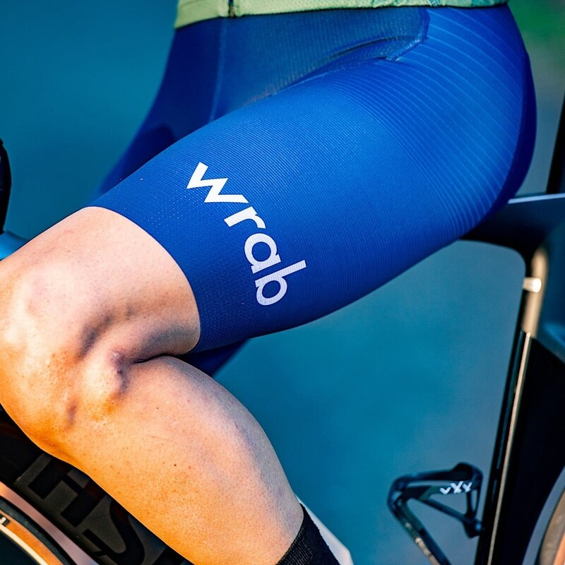 The Peacock Bib Shorts Men