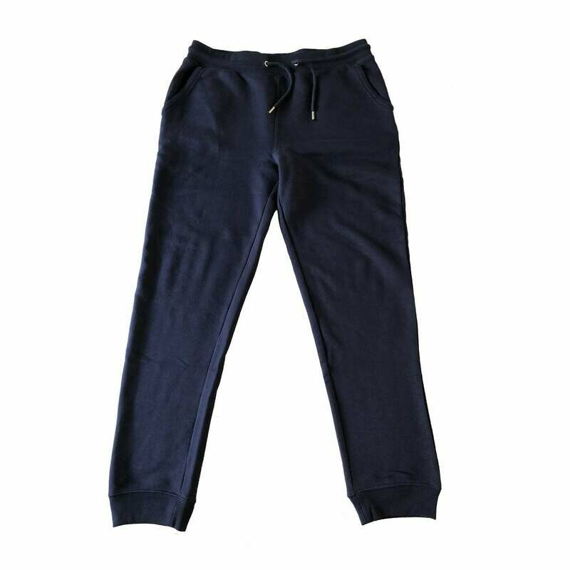 Marine Blue Organic Sweatpants