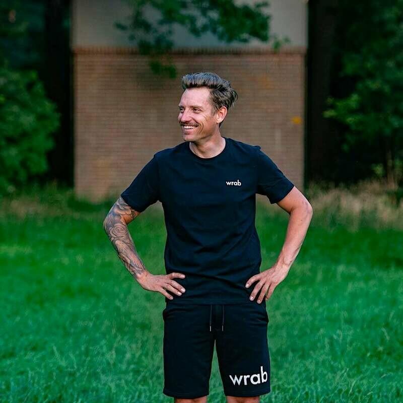 Black Organic Shorts