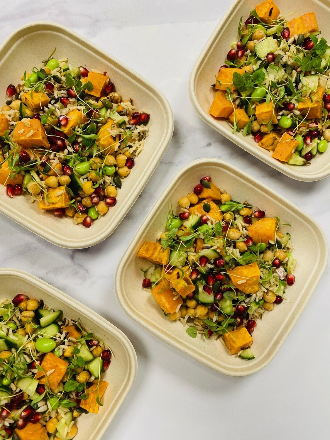 Autumnal Superfood Salad (Express)