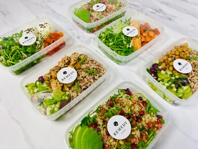Lifestyle Meal Prep (Free Recipe Book)