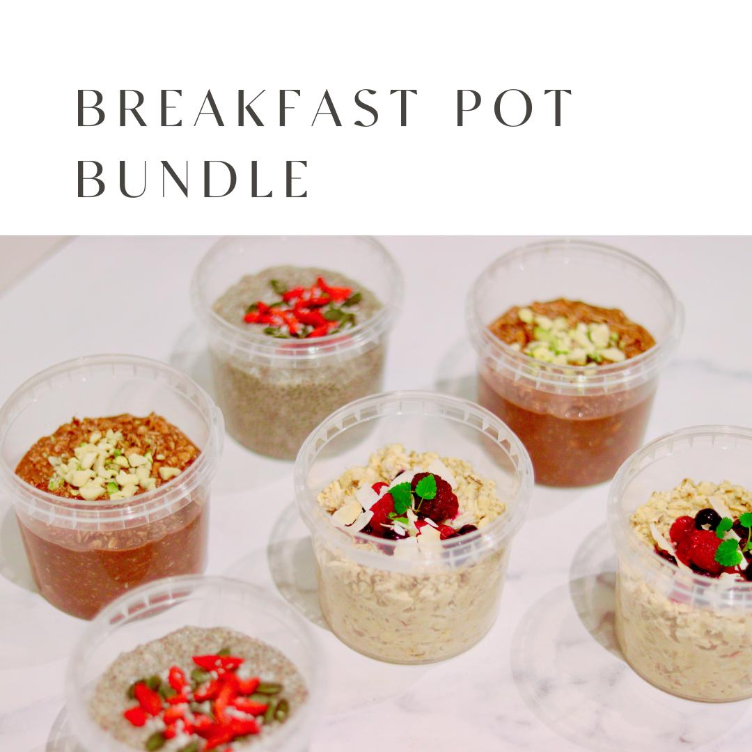 Breakfast Pot Bundle