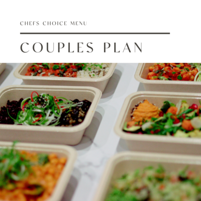 Couples Plant Based Plan