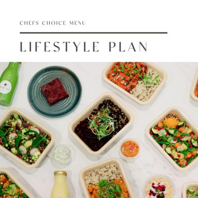 Lifestyle Meal Prep