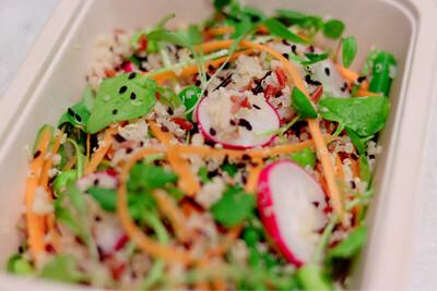 Grains & Greens Salad