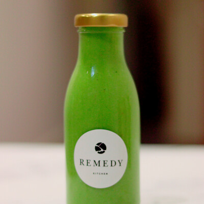 Green Miracle Smoothie