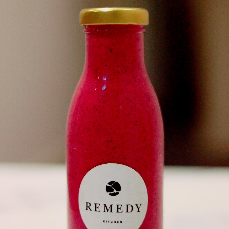 Probiotic Berry Smoothie