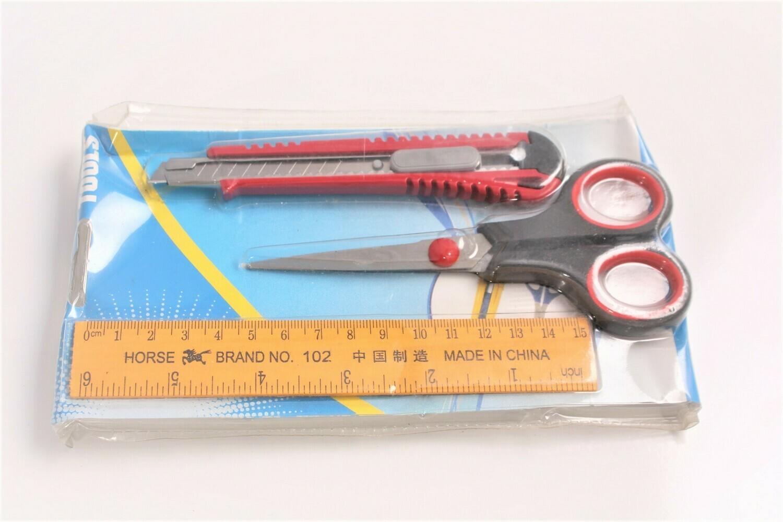 Դանակ պաստառի (3 կտոր )