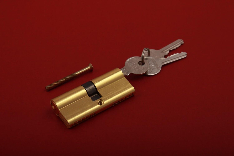 Դռան փականի միջուկ 68մմ BOVOS (ոչ ստանդարտ,3 բանալ