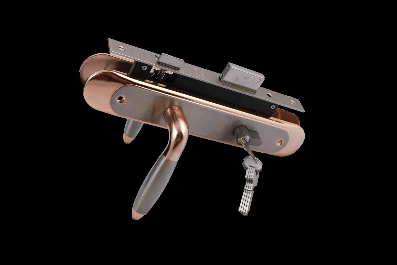 Դռան փականի կոմպլեկտ բանալիով F8509-L39 KGP/SN