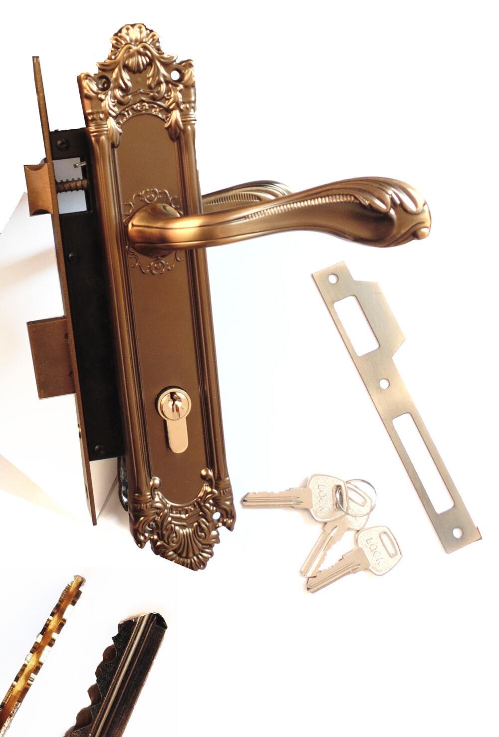 Դռան փականի կոմպլեկտ 8506 MAE