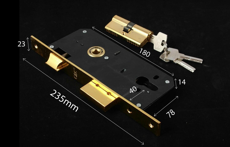 Դռան փականի մեխանիզմ 85-45 CAC GP