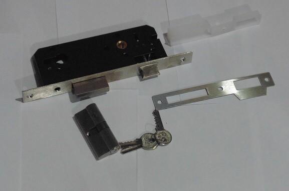 Դռան փականի մեխանիզմ միջուկով Fealty 8545 NB