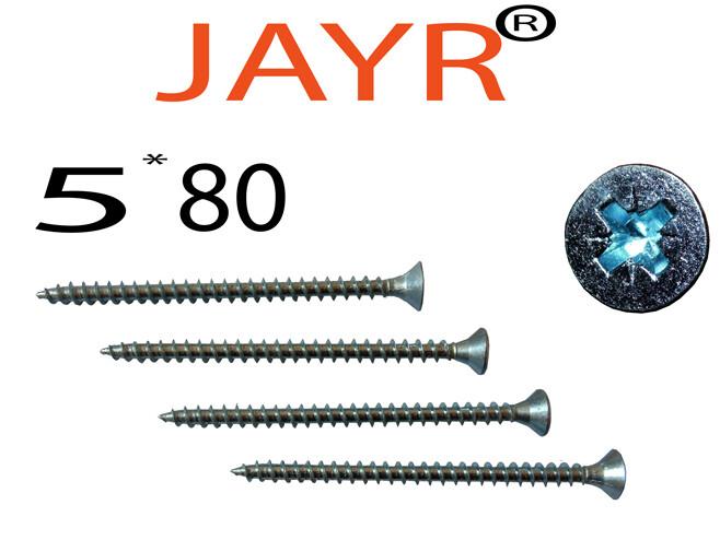Պտուտակ 5*80 (Jayr)