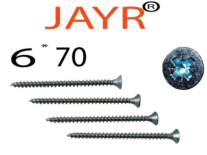 Պտուտակ 6*70 (Jayr)
