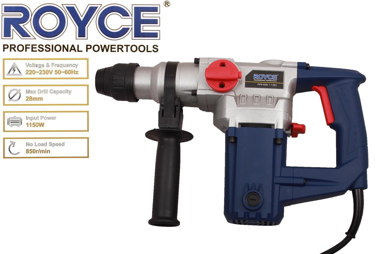 ROYCE Պերֆերատոր RRH28-1150