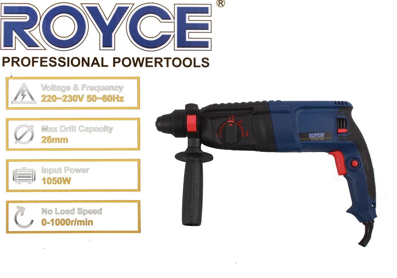 ROYCE Պերֆերատոր RRH26-1050